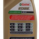 etykieta castrol edge 0w40