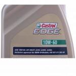 specyfikacja Castrol Edge 10W60