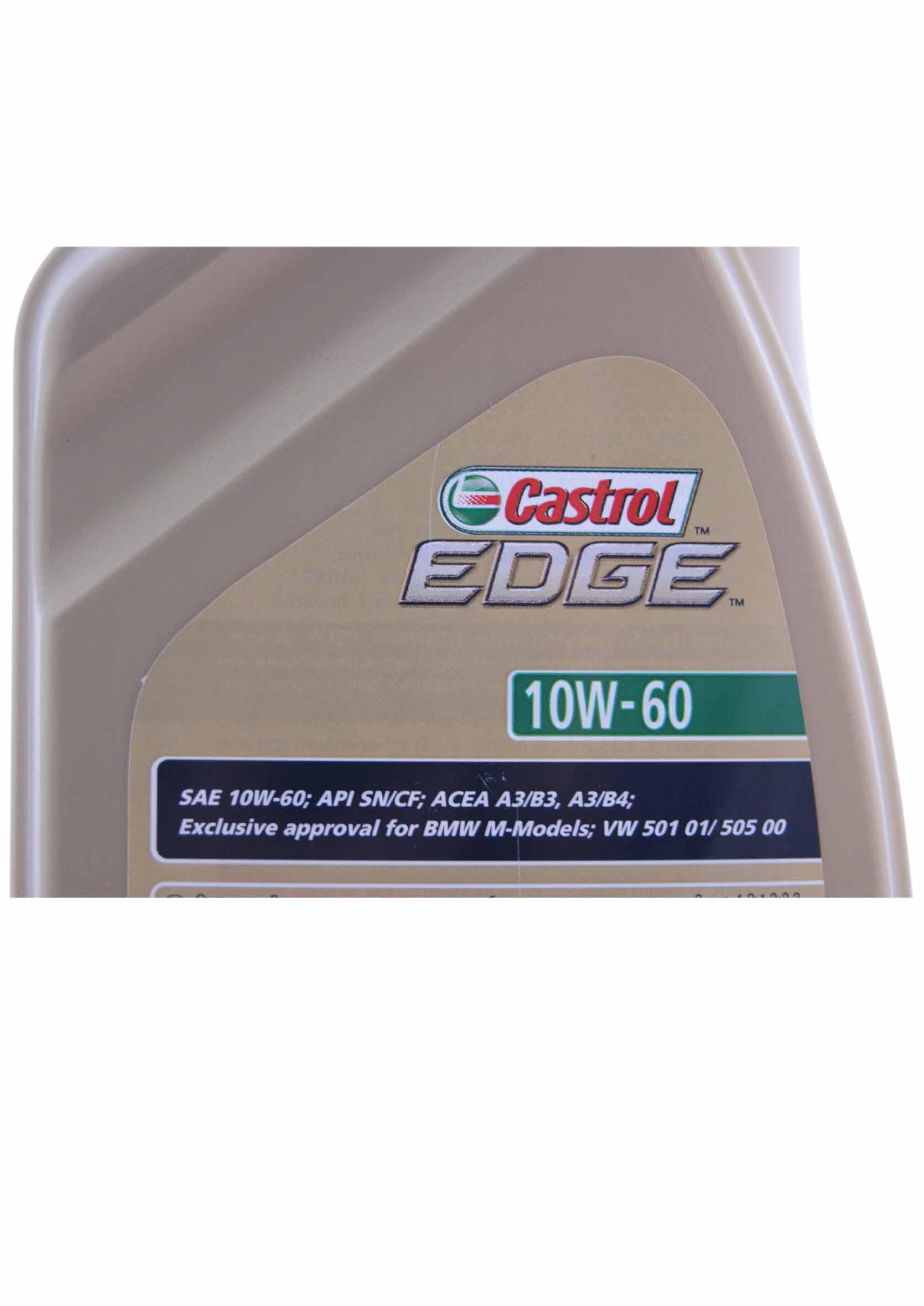 Oleje silnikowe Castrol Edge - Baza Wiedzy Castrol