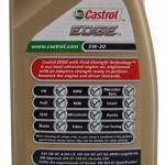 specyfikacja castrol edge 5w30