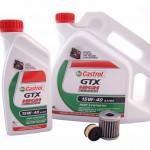 Castrol GTX z filtrem