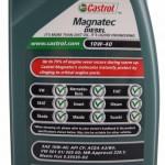 specyfikacja Castrol Magnatec 10W40 Diesel