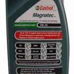 specyfikacja Castrol Magnatec 5W30 A3b4