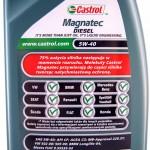 specyfikacja Castrol Magnatec 5W40 Diesel